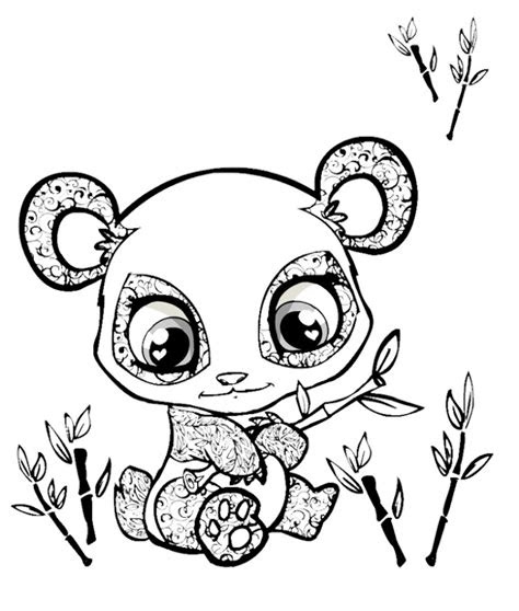 cute baby animal coloring pages printable img