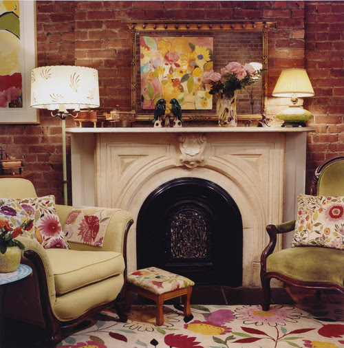 Kim Parker Interiors Designer Showcase Space 04 eclectic living room