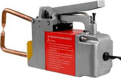 Portable Electric Sheet Metal Steel Spotwelding Spotwelder Spot Weldin