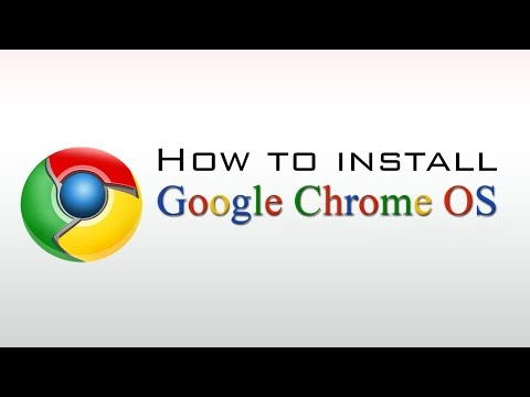 How to Install Chrome OS on any pc/laptop using a pen drive