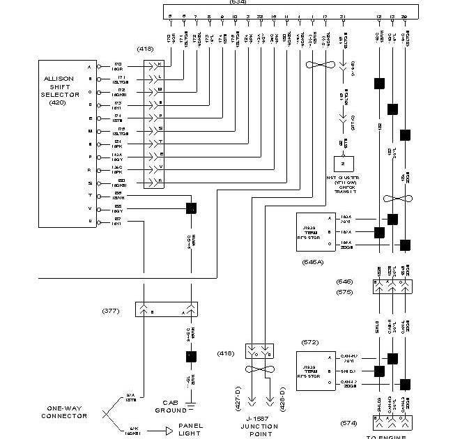 30 2000 International 4700 Wiring Diagram