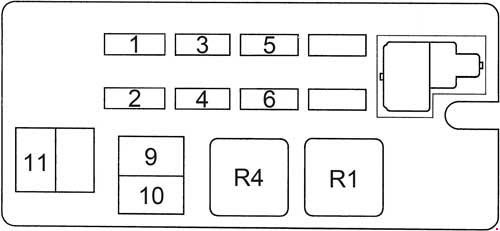 35 1989 Toyota Camry Fuse Box Diagram - Wire Diagram Source InformationWire Diagram Source Information