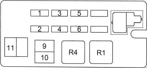 35 1989 toyota camry fuse box diagram - wire diagram source information  wire diagram source information
