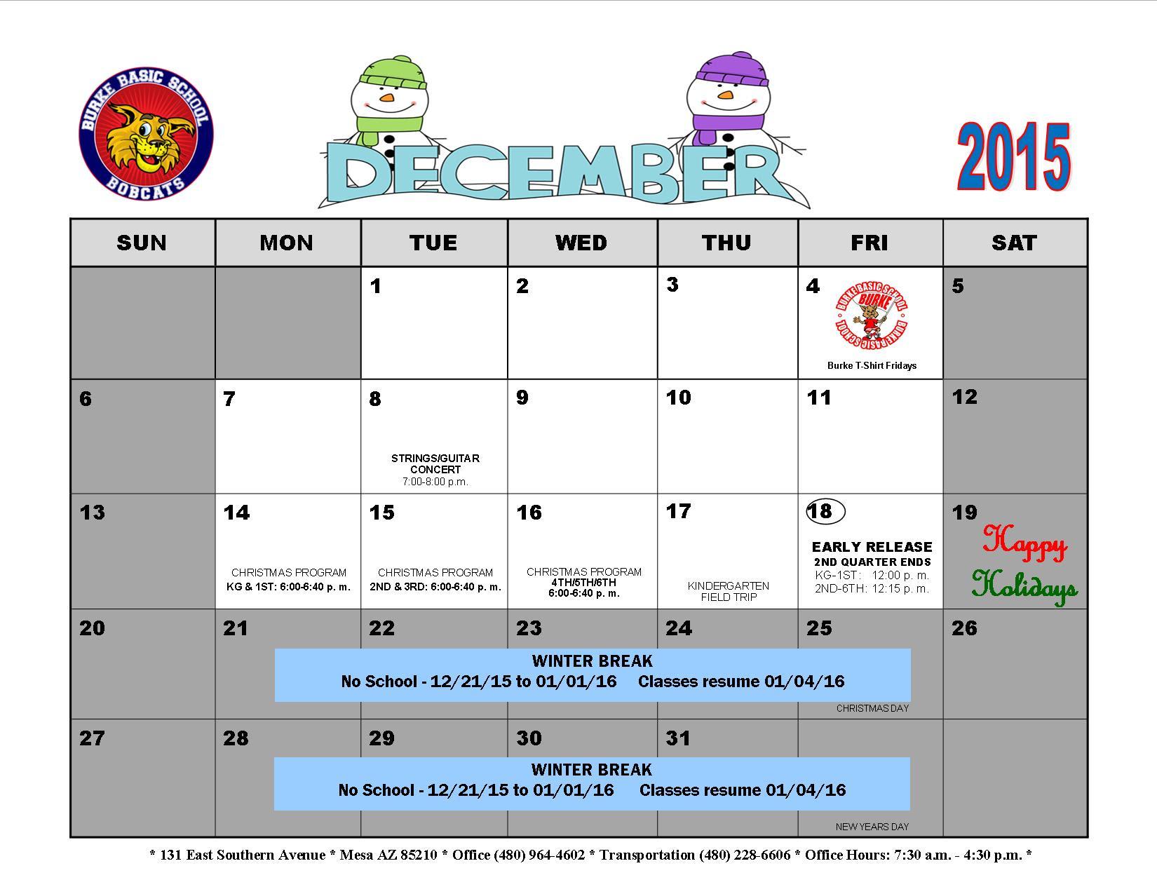 Calendario Michel Zbinden.25 Luxury Mesa Public Schools Calendar 2019 2020