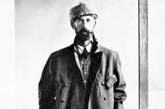 Percy Fawcett