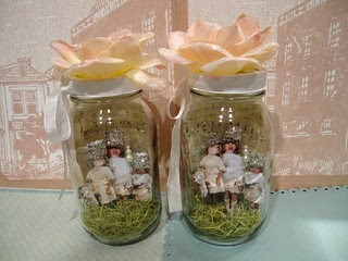 Wedding Jar Vignette! 3