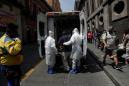 Mexico says 122,765 extra people died during pandemic in 'excess deaths' study