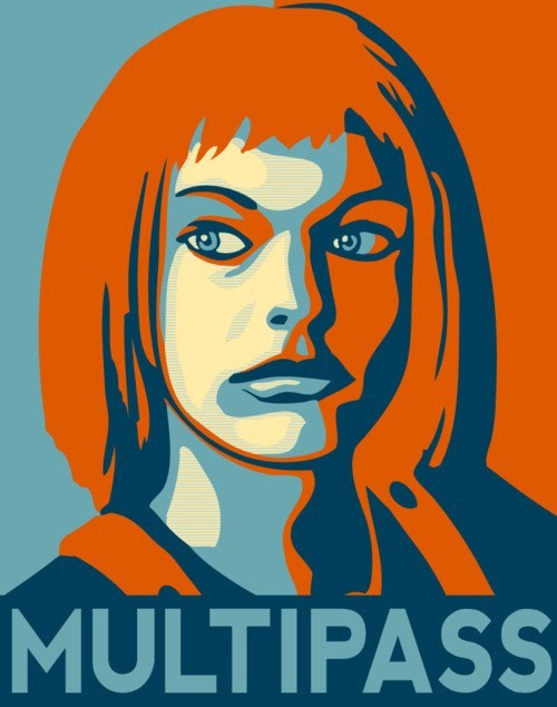 Leeloo Dallas - Multipass