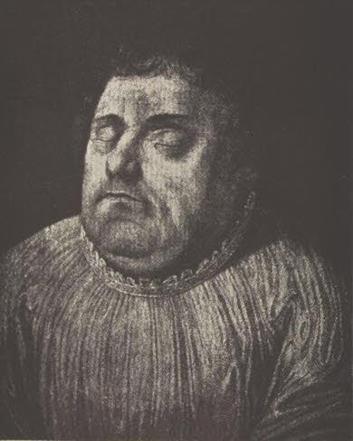Marcin Luter po śmierci