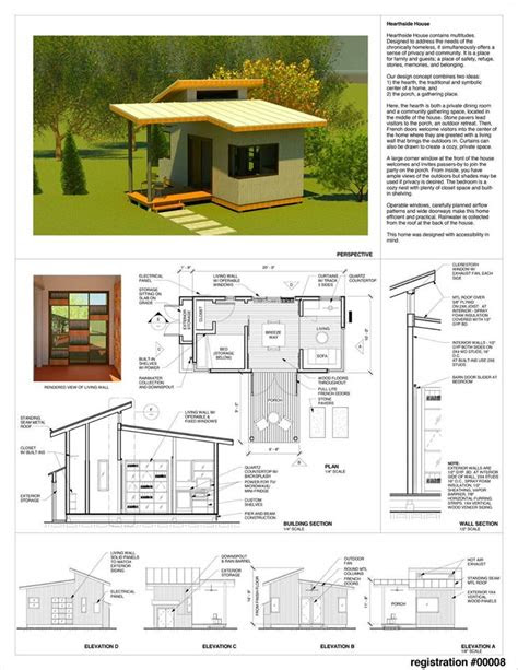 tiny house design competition