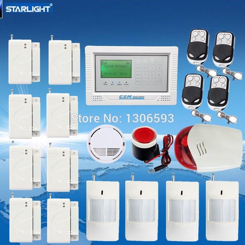 Best House Alarm Promotion-Shop for Promotional Best House Alarm ...