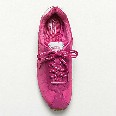 pink coach sneakers 3