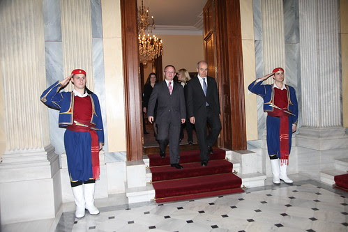 New UK Ambassador to #Greece Installed
