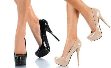 On Sale Shoes/ Footwear High Heels Pumps Sexy Leather