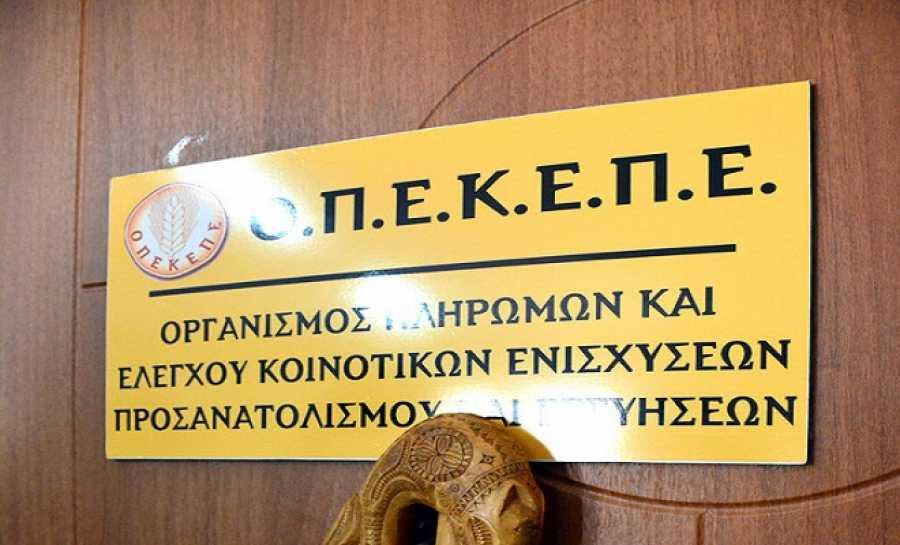 Εκδήλωση του ΟΠΕΚΕΠΕ στον Τύρναβο
