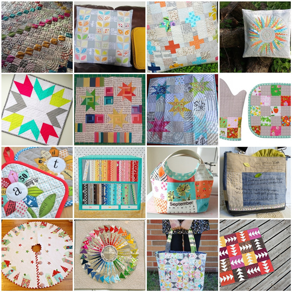 sew sew modern mosaic