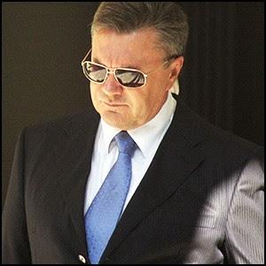 Допрос гетьмана Януковича