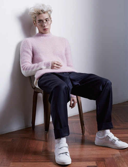 [HQ] SHINee Jonghyun for Esquire Korea 1528x2000