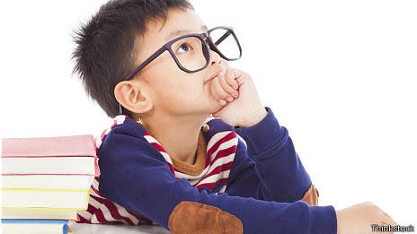 Chicos con gafas