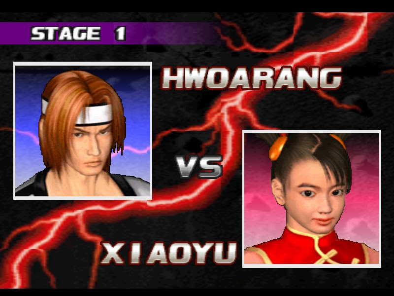 tekken3 game