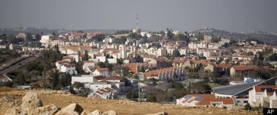 Israel Settlements Ariel