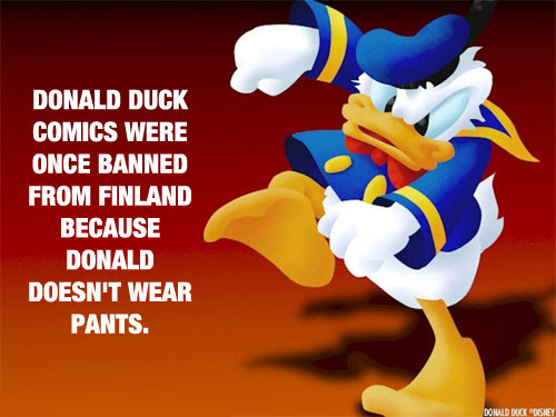 Donald 20 Mind Blowing Facts You Probably Didnt Know