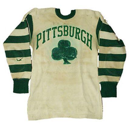 Pittsburgh Shamrocks jersey