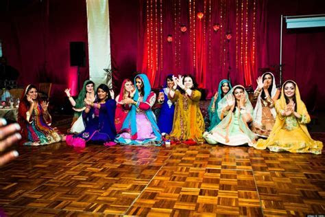 Mehndi Ceremonies: The World's First Bridal Shower   HuffPost