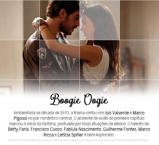 Boogie Oogie (Foto: Arte: Eduardo Garcia)