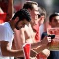 germany football refugees mainz 2
