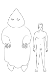 Flatwoods monster.svg