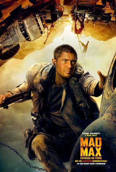 Mad Max: Estrada da Fúria : Poster