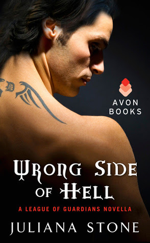 Wrong Side of Hell, (League of Guardians novella)
