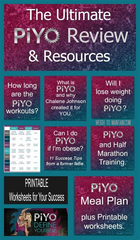 ultimate piyo review  guide blog plan  healthy