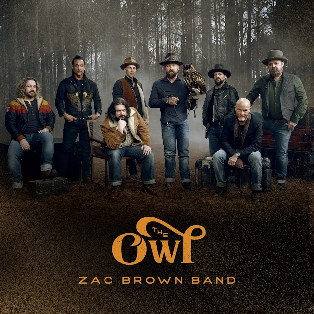 Zac Brown Band - The Owl (Album) [iTunes Plus AAC M4A]