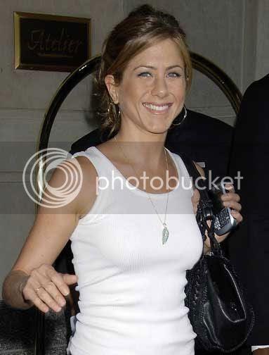 Jennifer Aniston's Weight loss