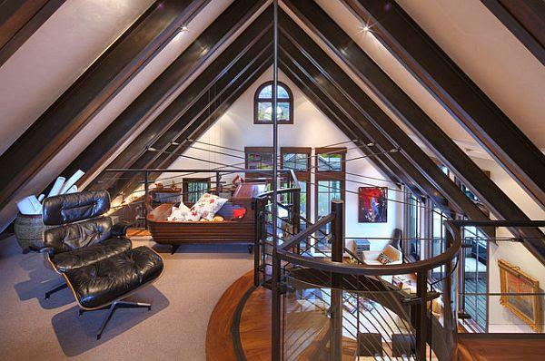 Loft Bedroom Ideas: Modern And Charmingly. - Interior