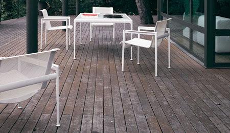 Richard Schultz 1966 outdoor furniture for B&B Italia ...