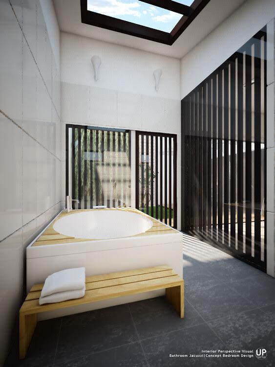 Master Bedroom_Bathroom Jacuzzi