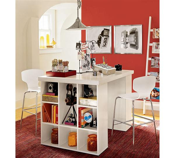 Bookcase-Modern-and-Sophisticated-Home-Office-Ideas | Skybambi
