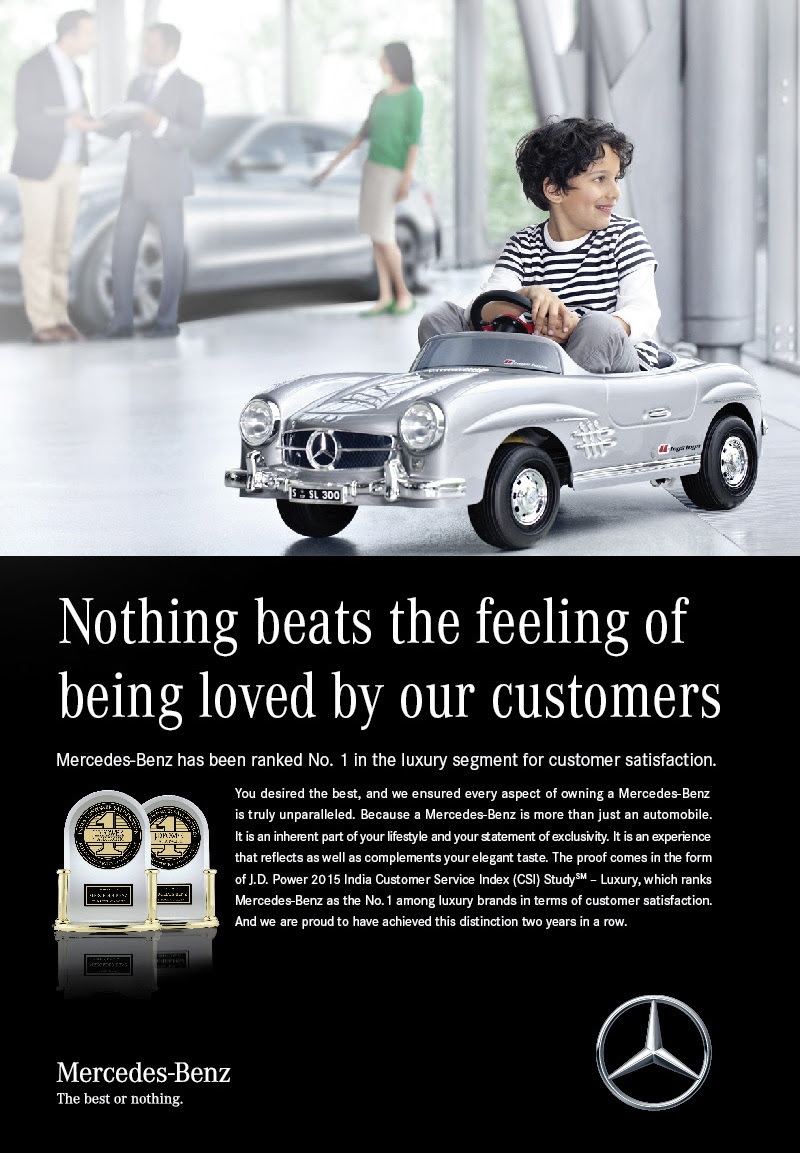Mercedes-Benz takes the highest rank in J.D. Power ...