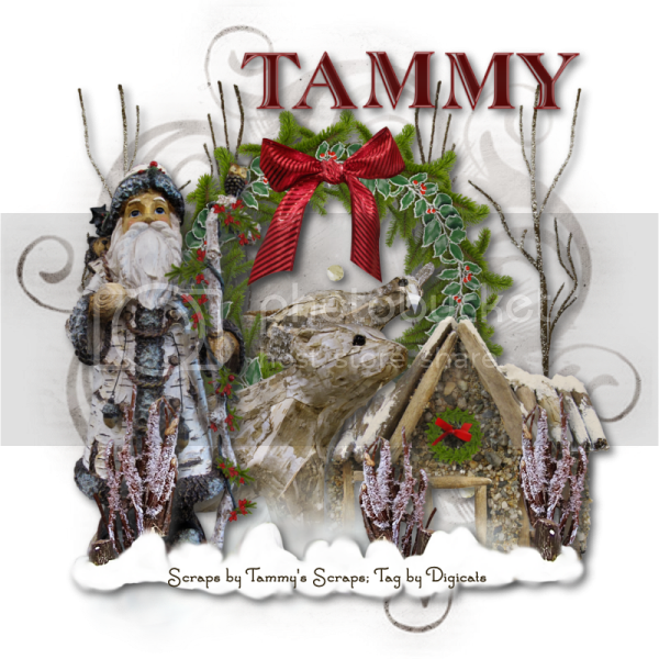 Woodland Winter - Tammy