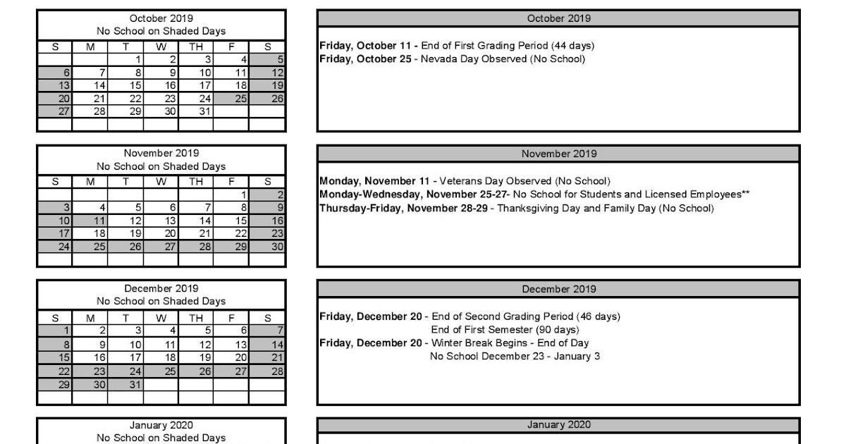 Ccsd 2021 Calendar | Empty Calendar