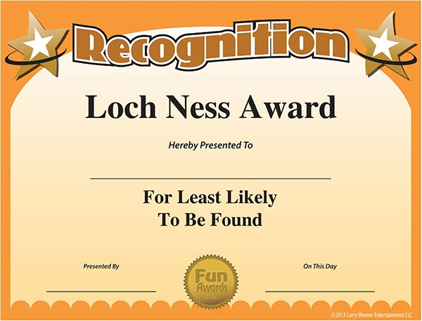 funny award ideas  when is boss day