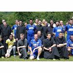 Verrey-sous-Salmaise | Verrey-sous-Salmaise : les moines et séminaristes de Flavigny le temps d'un match