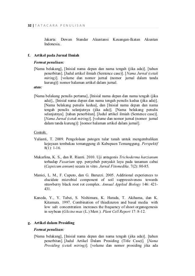 Contoh Jurnal Karya Ilmiah Akuntansi - Contoh Two