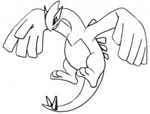 Dibujos De Pokemon Para Colorear A Lapiz A Color