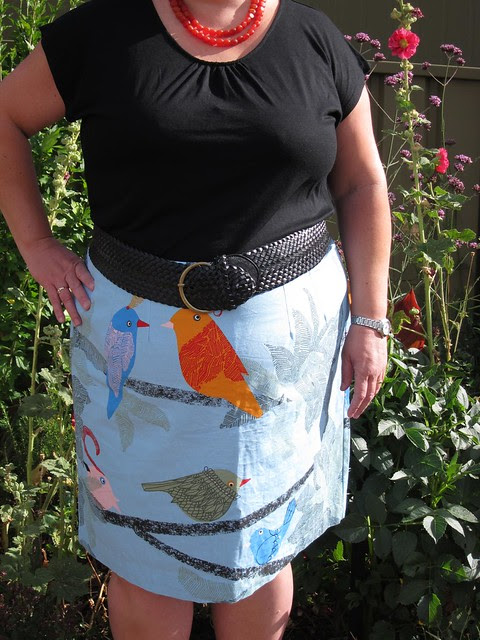 McCalls 3507 - Christmas Skirt 2012