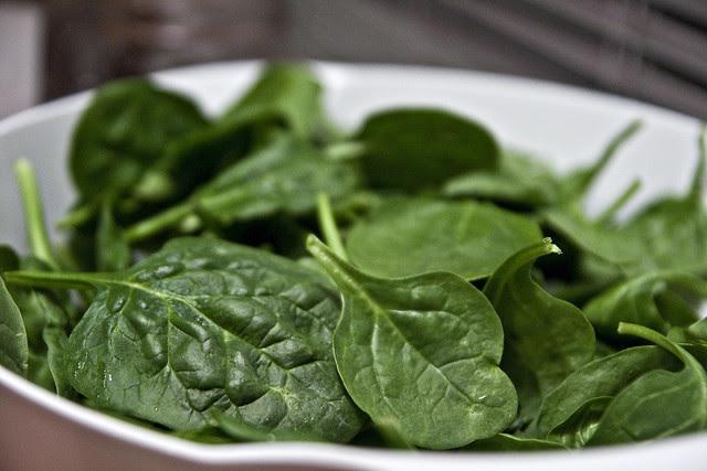 salad in a jar - ingredients