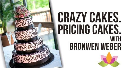 Craziest Cakes, Pricing Cakes, & Using Fondant   Interview